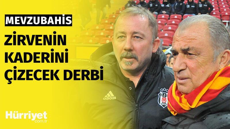 Mevzu Bahis | Zirvede derbi haftası, Fenerbahçe'nin 6 puanlık maçı, Ersun Yanal'ın Trabzonspor sınavı!