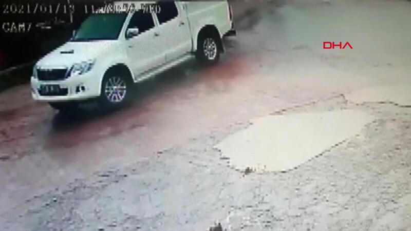 Kocaeli'de kaybolan doktorun aracının son görüntüleri kamerada