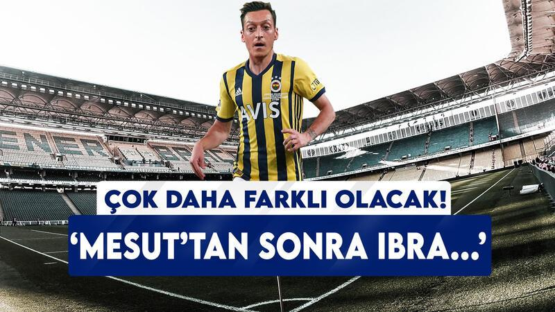 Mesut Özil'in Fenerbahçe'ye transferi | Falcao - Van Persie detayı ve Ibrahimovic...