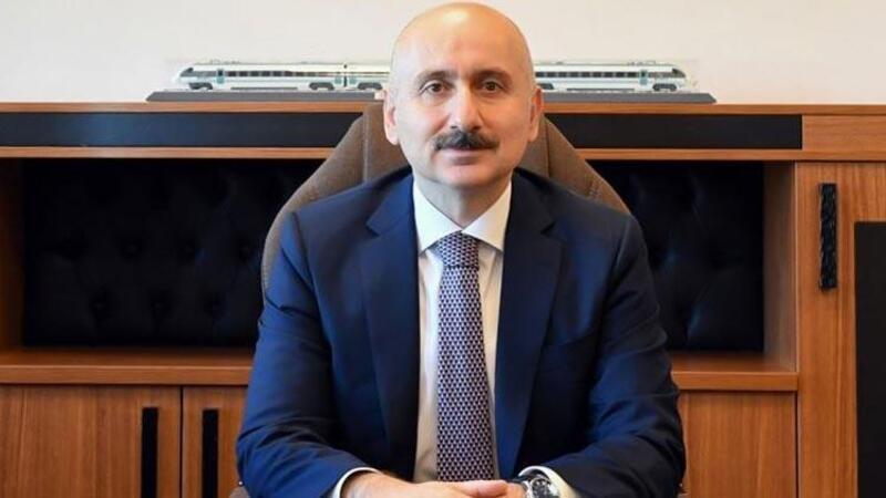 Ulaştırma ve Altyapı Bakanı Adil Karaismailoğlu açıklamalarda bulundu