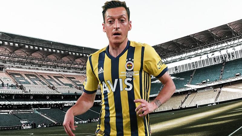 Mesut Özil'in Fenerbahçe'ye transferi | Falcao - Van Persie detayı...