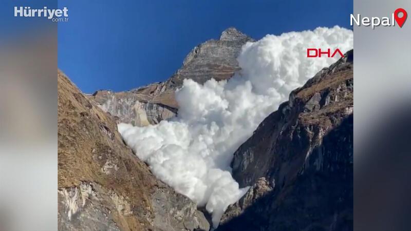 Himalayalar'da nefes kesen anları böyle kaydetti