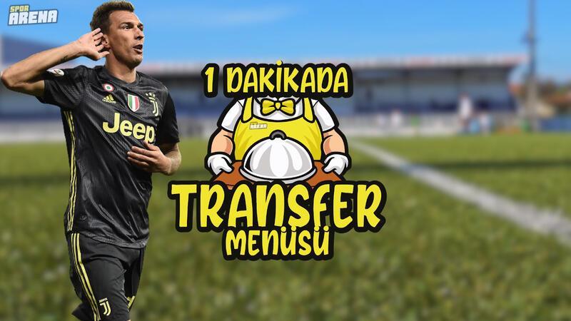 Mario Mandzukic Avrupa Şampiyonası için Beşiktaş'a 'Evet' diyebilir! - Transfer Menüsü #2
