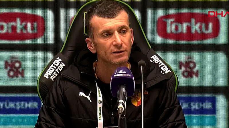Yasin Güleryüz: Konyaspor'u çok iyi analiz ettik