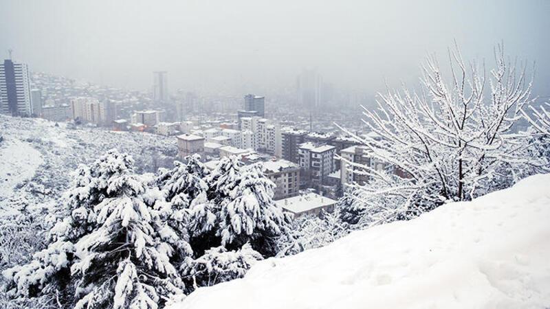 Meteoroloji, Marmara Bölgesi için yoğun kar uyarısında bulundu