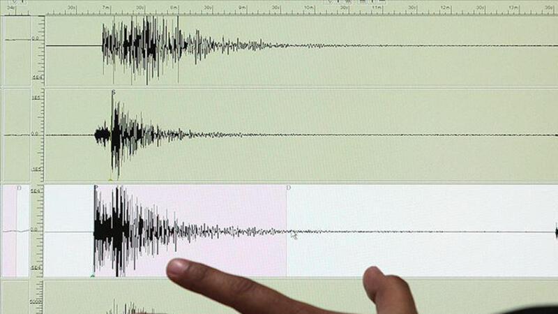 Elazığ Sivrice'de korkutan deprem