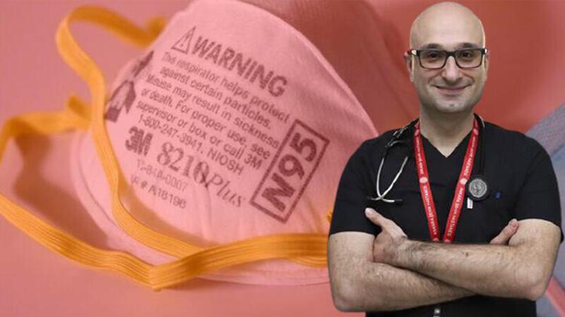 Bilim Kurulu Üyesi Doç. Dr. Afşin Emre Kayıpmaz, maske kullanımı konusunda önemli uyarıda bulundu
