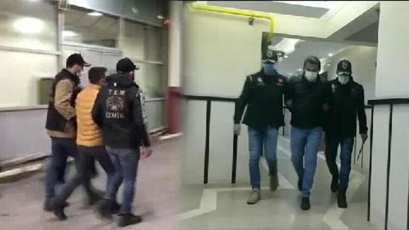 İzmir polisinden 62 ilde FETÖ operasyonu; çok sayıda gözaltı var