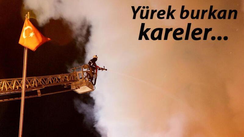 Edirne'de tarihi müftülük binası yandı... Olayla ilgili soruşturma başlatıldı