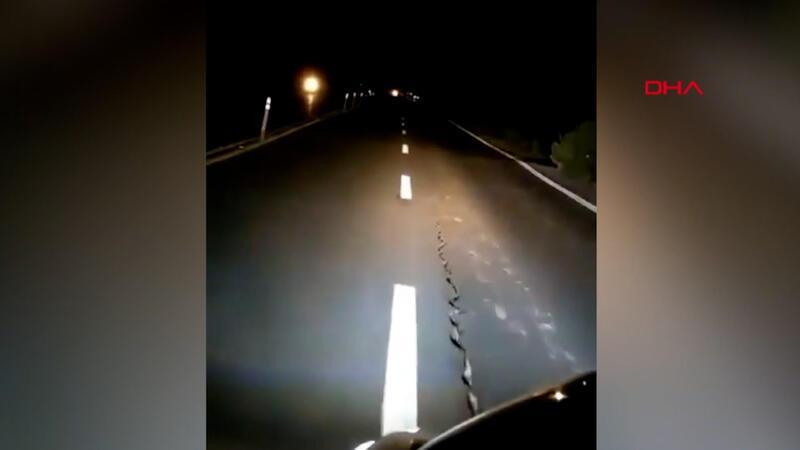 Arjantin'de 6.4 büyüklüğünde depremin kayda geçen anları