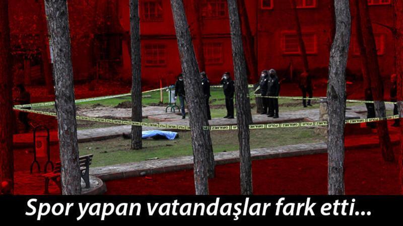 Adana'da parkta başından ve göğsünden tabancayla vurulmuş erkek cesedi bulundu