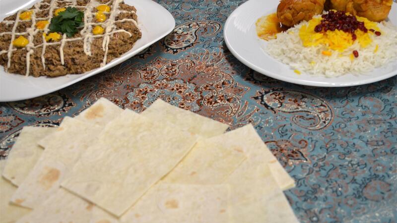 İranlı öğrenciler yemeklerini Alanya'ya tanıttı