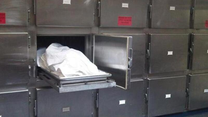 Öldü diye morga kaldırılan işçi tekrar canlandı