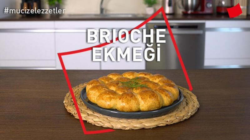 Brioche ekmeği / Briyoş ekmeği