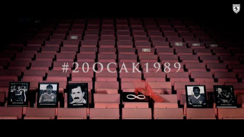 Samsunspor Türkiye'yi yasa boğan kazanın 32. yıl dönümünü unutmadı!