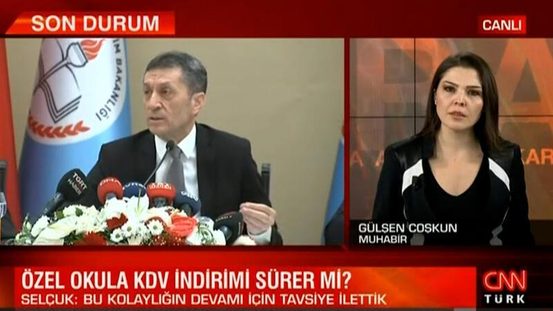 Milli Eğitim Bakanı Ziya Selçuk'tan okulların açılış tarihi ile ilgili açıklama