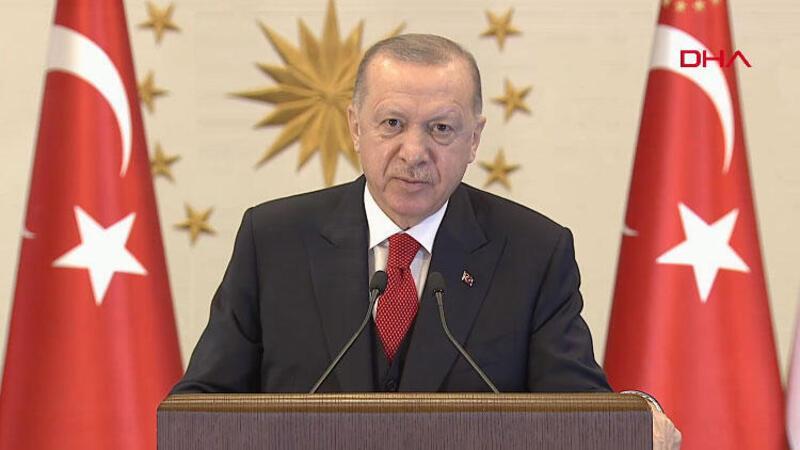 Cumhurbaşkanı Erdoğan, Ak Parti İl Kongreleri'nde önemli açıklamalarda bulundu
