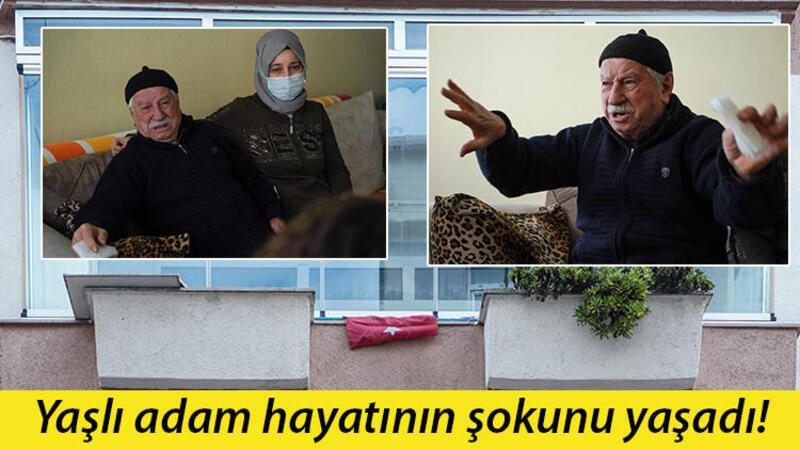 Zeytinburnu'nda yaşlı adamı dolandırıp balkonda sakladığı altınlarını alıp kaçtılar