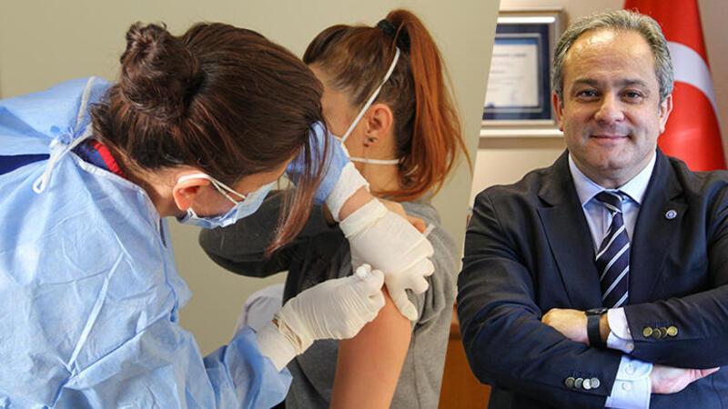 CoronaVac aşısında ciddi yan etki var mı? Prof. Dr. Necmi İlhan açıkladı