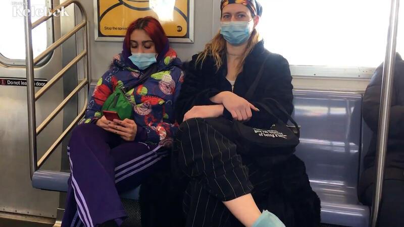 Metroda görüntülendi