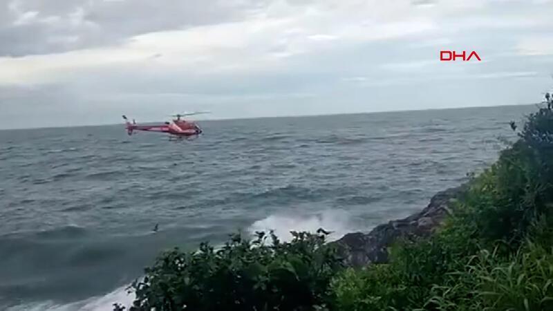 Brezilya'da kayalıkta selfie çeken bir ilkokul öğretmeni, dalganın etkisiyle denize düşerek hayatını kaybetti