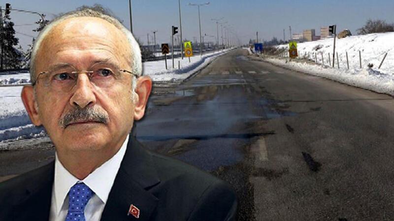 'Sözde Cumhurbaşkanı' sözü nedeniyle Kılıçdaroğlu'nun ismi bulvardan silindi