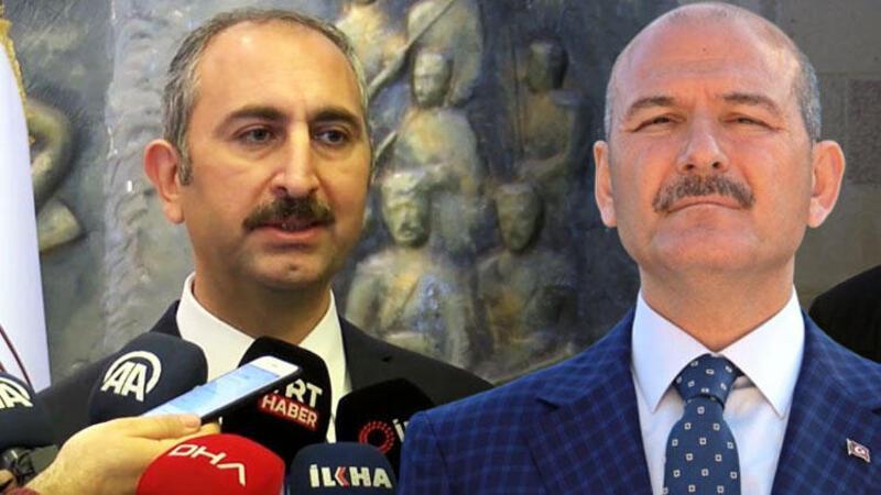 Adalet Bakanı Abdulhamit Gül'den İçişleri Bakanı Süleyman Soylu'nun annesine yazılan sözlere çok sert tepki