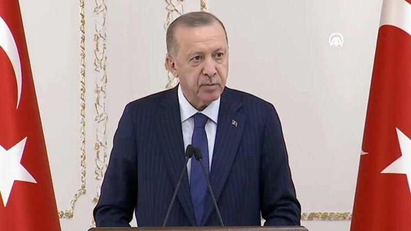 """Cumhurbaşkanı Erdoğan: ''Ben yüksek faizle ülkenin kalkınacağına inanmıyorum"""""""
