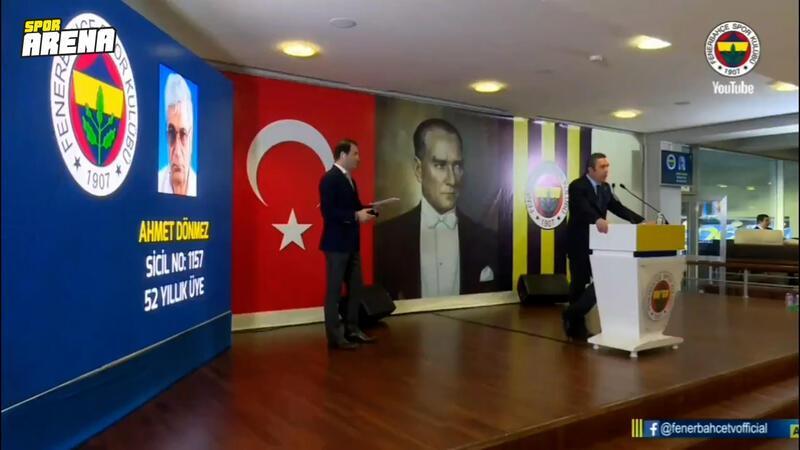 Fenerbahçe Yüksek Divan Kurulu toplantısına damga vuran soru!