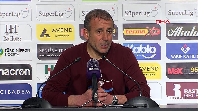 Abdullah Avcı: Gelişirken maç kazanıyoruz
