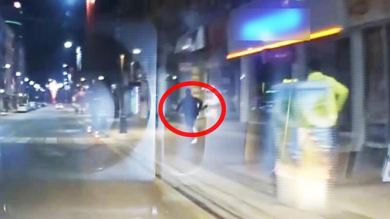 Elinde tüfekle polislerden kaçan şahıs kıskıvrak yakalandı
