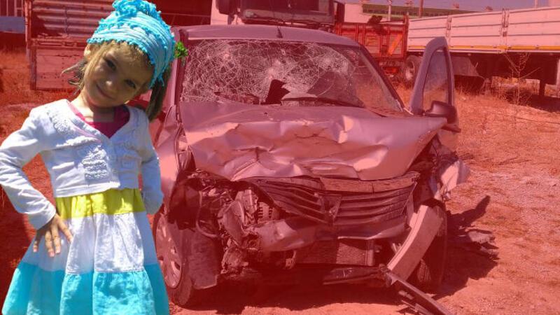 Kazadan sonra 8 yıl yoğun bakımda kalan Zişan öldü, sürücü bulunamadı