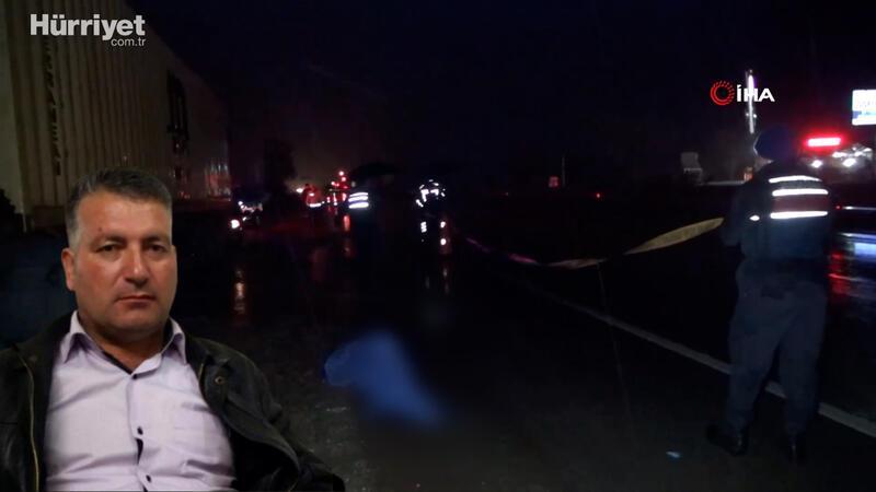 Çarptığı yayanın ölümüne sebep oldu, otomobilini kontrol edip olay yerinden kaçtı