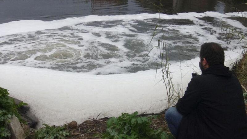 Büyük Menderes Nehri'nde kirlilik 4'ncü dereceye ulaştı