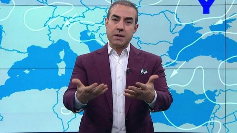 Bünyamin Sürmeli canlı yayında hava durumunda merak edilen son bilgileri paylaştı