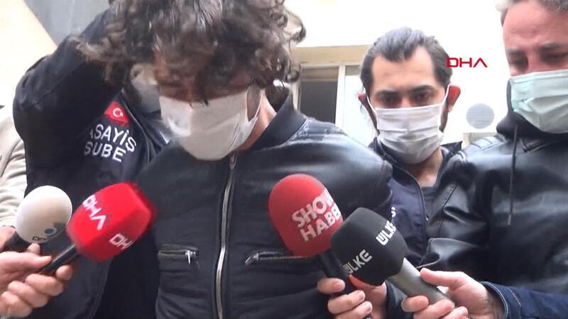 Beşiktaş'ta Rus turistlere dehşeti yaşatan şüpheli adliyeye sevk edildi