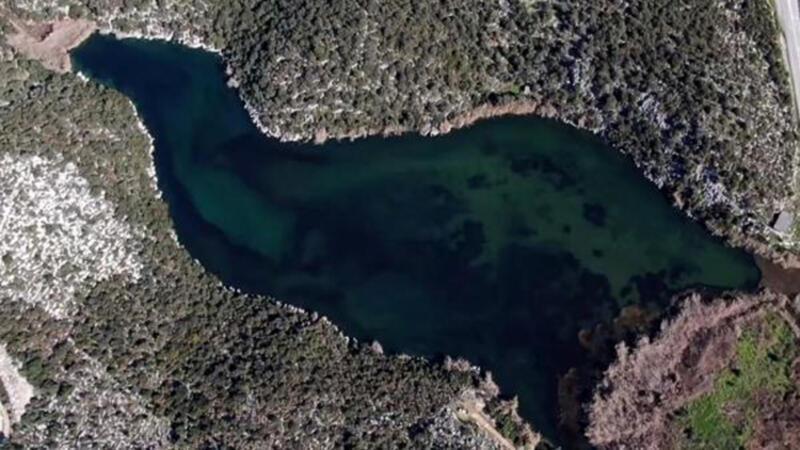 Batı Akdeniz'deki sulak alanlar hayran bıraktı
