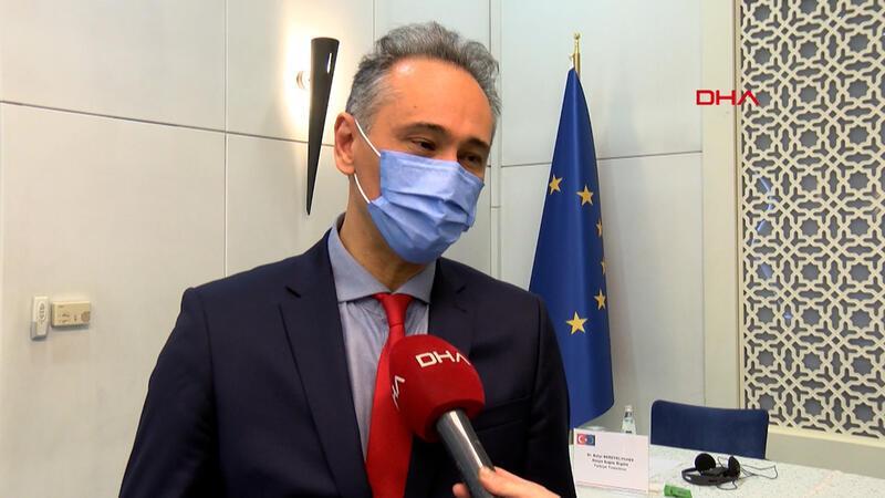 Dünya Sağlık Örgütü'nden Türkiye'ye 'aşı'  övgüsü
