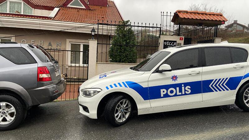 Zekeriyaköy'de iş adamı Enver Ocak, şirketinin önünde silahlı saldırıya uğradı