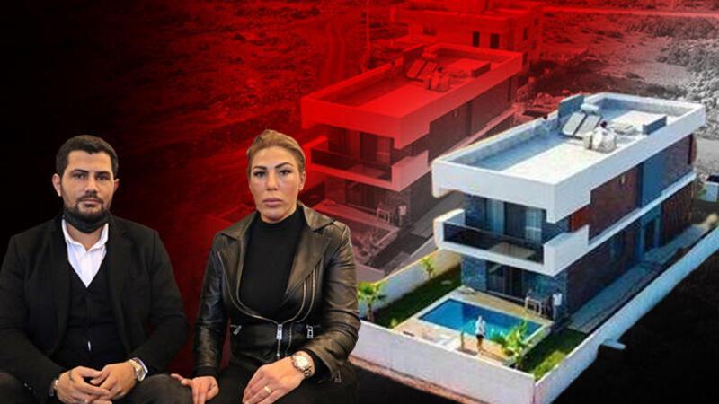 Lüks villaya giren hırsızlar yeni evli çiftin 300 bin TL değerindeki ziynet eşyalarını çaldılar