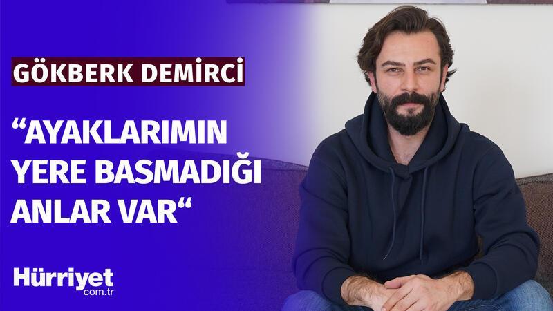Yemin dizisinin Emir'i Gökberk Demirci konuştu I Oyunculuk I Aşk I Özge Yağız