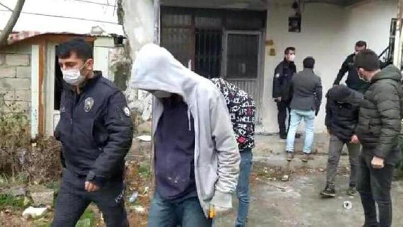Adıyaman'da 3 hırsızlık şüphelisi yakalandı