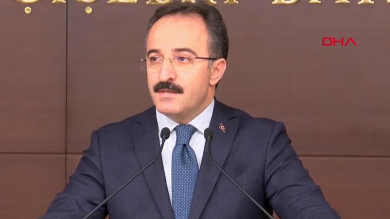İçişleri Bakan Yardımcısı Çataklı'dan Boğaziçi Üniversitesi açıklaması