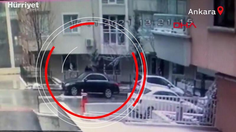 Gelecek Partisi Genel Başkan Yardımcısı Selçuk Özdağ'a saldırının yeni görüntüleri ortaya çıktı