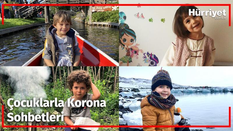 Çocuklar koronavirüs hakkında ne biliyor?