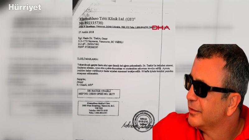 2 yıllık rapor oyunu bozulan profesörün, kamu görevinden çıkartılması istendi