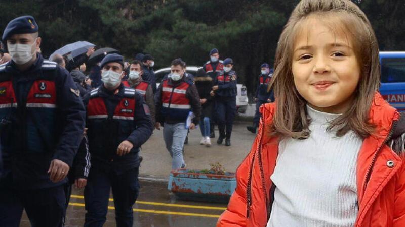 İkranur Tirsi'nin katili amcası çıktı