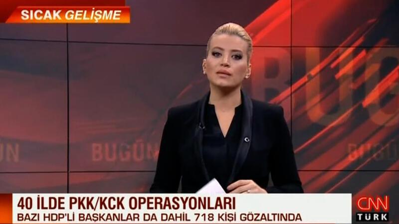 40 ilde terör örgütü PKK/KCK operasyonu