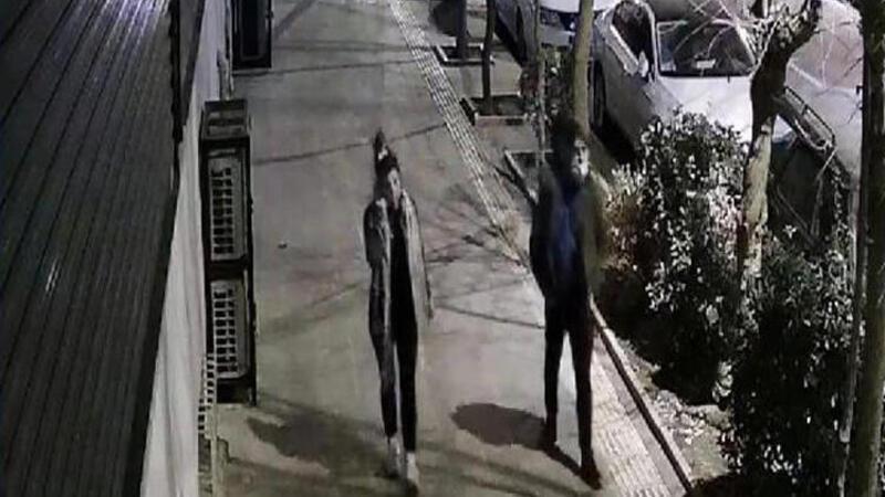 Gülistan Şaylemez'in öldürülmeden 2 dakika önce kardeşiyle sokakta yürüdüğü anlar ortaya çıktı