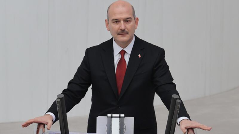 İçişleri Bakanı Soylu'dan Gara operasyonu hakkında TBMM'de açıklamalarda bulundu